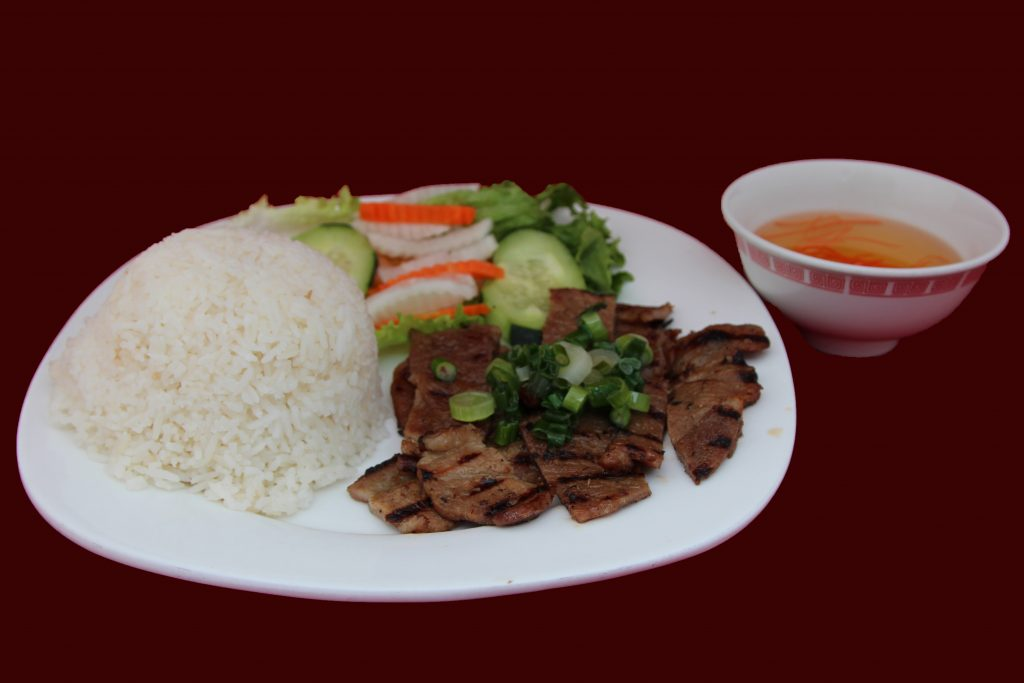 Davis CA Family Restaurant | Pho King 4 Grill Pork